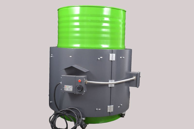 Ser Industrial Heater